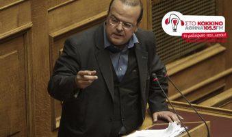 Α. Τριανταφυλλίδης: «Το κοινωνικό μέρισμα δεν λύνει προβλήματα, δίνει μια ανάσα». (Ηχητικό)