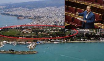 Α.Τριανταφυλλίδης: «Το Κόδρα στους πολίτες της Καλαμαριάς».(ΒΙΝΤΕΟ)