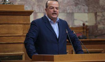 Α.Τριανταφυλλίδης: «Να έχει δικαίωμα εξαγοράς του δανείου του ο δανειολήπτης α' κατοικίας».