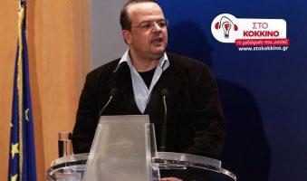 Α. Τριανταφυλλίδης: «Ο Ν. Παπαουλάκης πήγε στον Υμηττό όχι για να δει τους εξωγήινους αλλά για να ρίξει πομπούς & «μαύρο» στην ΕΡΤ».(Ηχητικό)