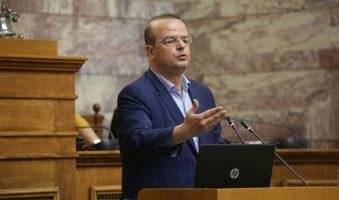 Α.Τριανταφυλλίδης προς ΝΔ: «Οφείλει να ζητήσει συγγνώμη ο κ.Τζαβάρας».(ΒΙΝΤΕΟ)