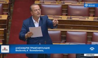 Πρόταση Τριανταφυλλίδη για τη δημιουργία Κέντρου Ενημέρωσης-Υποστήριξης Δανειοληπτών στην Καλαμαριά.(ΒΙΝΤΕΟ)
