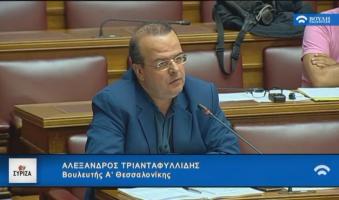 Α.Τριανταφυλλίδης: «Λαϊκές Αγορές με ανθρώπινες συνθήκες για παραγωγούς και επαγγελματίες».(ΒΙΝΤΕΟ)