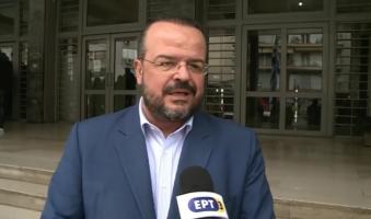 Α.Τριανταφυλλίδης: «Νίκη των ενεργών πολιτών της Θεσσαλονίκης η δικαίωση των Δημάρχων». (BINTEO)
