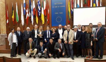 Α.Τριανταφυλλίδης: «Η Πατρίδα μας ενώνει, η Ομογένεια μας ενώνει, ο Πολιτισμός μας ενώνει-La Cultura ci unisce.(ΦΩΤΟ)