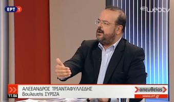 Α.Τριανταφυλλίδης (τα ντοκουμέντα): «Το 1993 συμφώνησαν και παρέδωσαν το όνομα της Μακεδονίας στα Σκόπια».(ΒΙΝΤΕΟ)