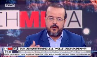 """Α.Τριανταφυλλίδης: «Καταδικαστέα και αποκρουστική η βία και κατά των αστυνομικών"""".(ΒΙΝΤΕΟ)"""