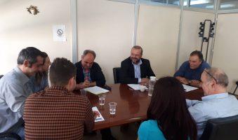 Α.Τριανταφυλλίδης: «Έμπρακτη αλληλεγγύη στους διανομείς φαγητού και τους εργαζόμενους στον κλάδο του επισιτισμού». (ΦΩΤΟ)