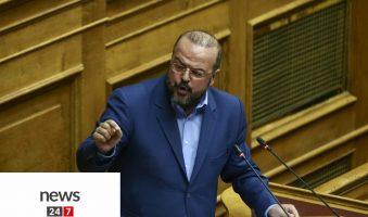 Α.Τριανταφυλλίδης: «Οι εργαζόμενοι στα delivery δεν είναι παιδιά της πίσω αυλής». (Ηχητικό)