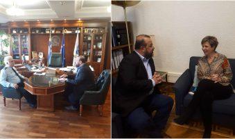 Α.Τριανταφυλλίδης: «Με πεζές και εποχούμενες περιπολίες εμπεδώνουμε το αίσθημα ασφαλείας στο κέντρο της Θεσσαλονίκης».(ΦΩΤΟ)