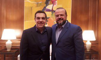 Πολιτική συγκέντρωση στη Θεσσαλονίκη, την Παρασκευή 14 Δεκεμβρίου, με ομιλητή τον Πρωθυπουργό Αλέξη Τσίπρα.
