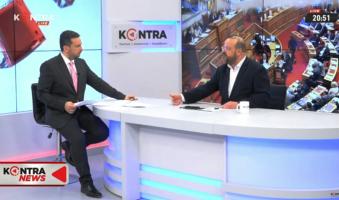 Α.Τριανταφυλλίδης για Κυριάκο Μητσοτάκη: «Μπήκε ο Άδωνις μέσα του».(VIDEO)