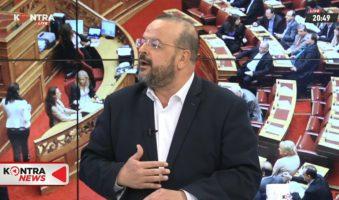 Ο Α.Τριανταφυλλίδης στο Κεντρικό Δελτίο Ειδήσεων του Kontra Channel για την επίσκεψη του Πρωθυπουργού στην Τουρκία.(VIDEO)