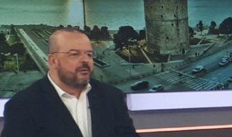 Α.Τριανταφυλλίδης στο ρ/σ Real FM: «ΟΑΣΘ και δυσοσμία στη Δυτική Θεσσαλονίκη άμεσες προτεραιότητες».(Ηχητικό)