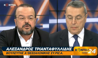 """Α.Τριανταφυλλίδης προς Β.Κικίλια: «Ανοίξτε τώρα το Νοσοκομείο """"Λοιμωδών"""", ζητά η Θεσσαλονίκη». (Video)"""
