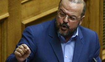 Α.Τριανταφυλλίδης: «Αδιανόητη και καταδικαστέα η σύλληψη της 90χρονης».