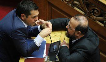 Α.Τριανταφυλλίδης στο ρ/σ Alpha 96.5:«Αδικήσαμε επικοινωνιακά την κυβερνητική πολιτική»(Ηχητικό)