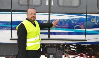 Α.Τριανταφυλλίδης: «Το Μετρό Θεσσαλονίκης μπήκε επιτέλους στις ράγες».(ΒΙΝΤΕΟ+ΦΩΤΟ)