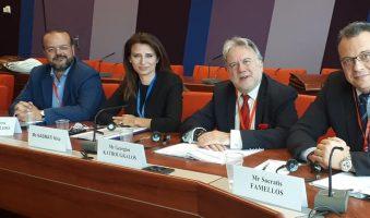 «Παράνομη και επικίνδυνη η τουρκική επέμβαση στη Συρία»: Η παρέμβαση βουλευτών του ΣΥΡΙΖΑ στο Συμβούλιο της Ευρώπης