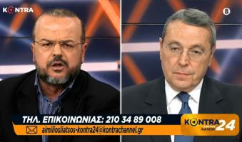 Α.Τριανταφυλλίδης κατά ΝΔ: «Ποιος σας έδωσε το δικαίωμα να στείλετε τους Patriot στη Σαουδική Αραβία; Ενημερώσατε τη Βουλή, ενημερώσατε τα κόμματα αρμοδίως;»(Video)