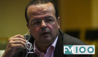 Α.Τριανταφυλλίδης στον FM100: «Το τρένο της ύφεσης και της ανεργίας έρχεται κατά πάνω μας». (Ηχητικό)