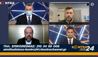 """Α.Τριανταφυλλίδης: """"Δείξε μου τους φίλους σου, να σου πω ποιος είσαι"""". (Video)"""