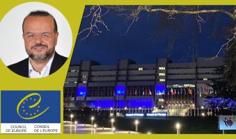 Α. Τριανταφυλλίδης στο Συμβούλιο της Ευρώπης: «Επείγοντα μέτρα διάσωσης και στήριξης για τους εργαζόμενους στον Πολιτισμό».