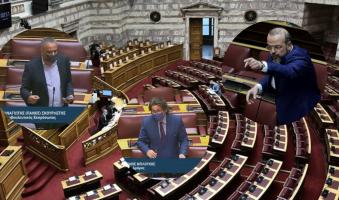 """Α. Τριανταφυλλίδης: «Να ανακαλέσει και να ζητήσει συγγνώμη ο εισηγητής της ΝΔ από τους υγειονομικούς για τον όρο """"ανειδίκευτο προσωπικό"""" του Ε.Σ.Υ.». (Video)"""