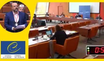 Στο Συμβούλιο της Ευρώπης η δολοφονία του Γιώργου Καραϊβάζ – Ομόφωνη καταδίκη