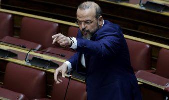Τριανταφυλλίδης κατά Κυβέρνησης: «Δυστυχώς για τη Θεσσαλονίκη, ΕΙΣΤΕ ΑΜΕΤΑΝΟΗΤΟΙ».
