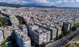 Σύγκριση σημερινών και νέων αντικειμενικών αξιών για την Α' Θεσσαλονίκης – Μεγάλες αυξήσεις στη Δυτική Θεσσαλονίκη. (Πίνακας)