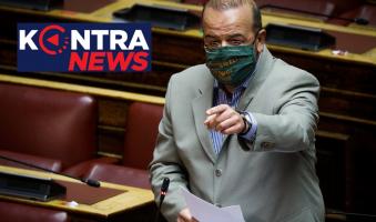 """""""Ποιον γαλάζιο υπουργό θέλησε να προστατέψει ο κ. Αγγελής στo μέγα σκάνδαλο της Novartis;""""   Συνέντευξη του Αλέξανδρου Τριανταφυλλίδη στην Κυριακάτικη KontraNews"""